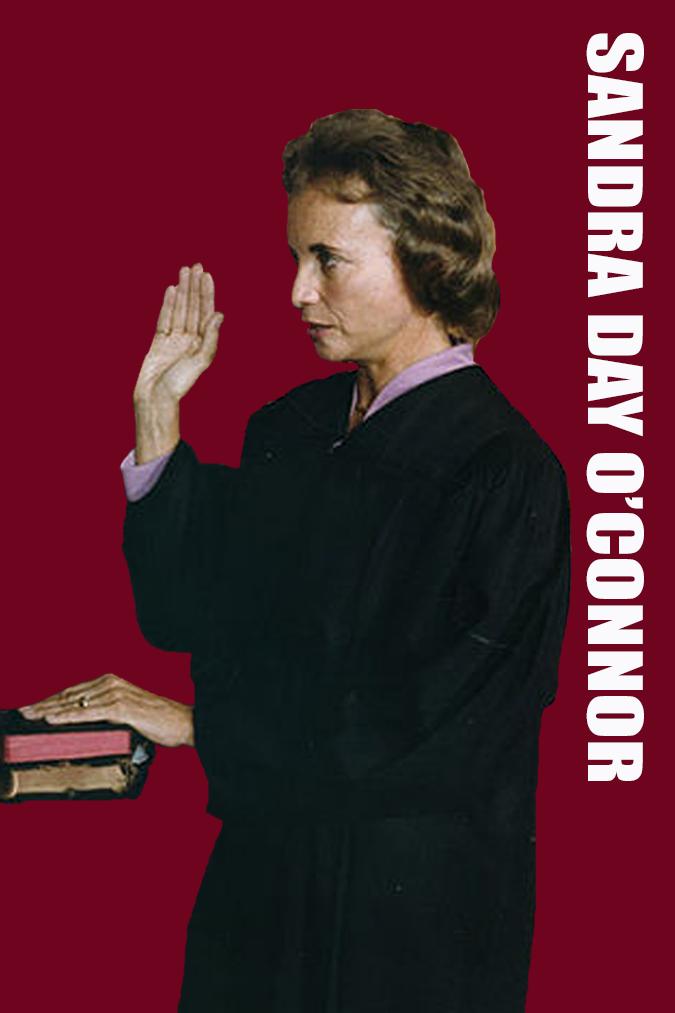 Sandra Day Oconnor Sticker Book Publishing