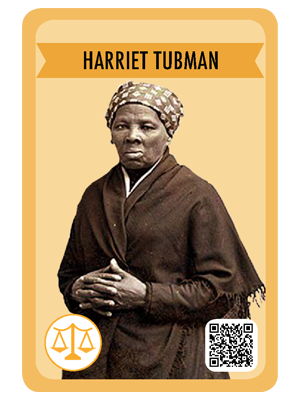 harriet tubman a woman of color who helped many colored people abandon slavery Harriet tubman was an escaped slave who became a conductor on the underground railroad tubman is one of the most recognized icons in american history and her legacy has inspired countless people from harriet tubman was born around 1820 on a plantation in dorchester county, maryland.